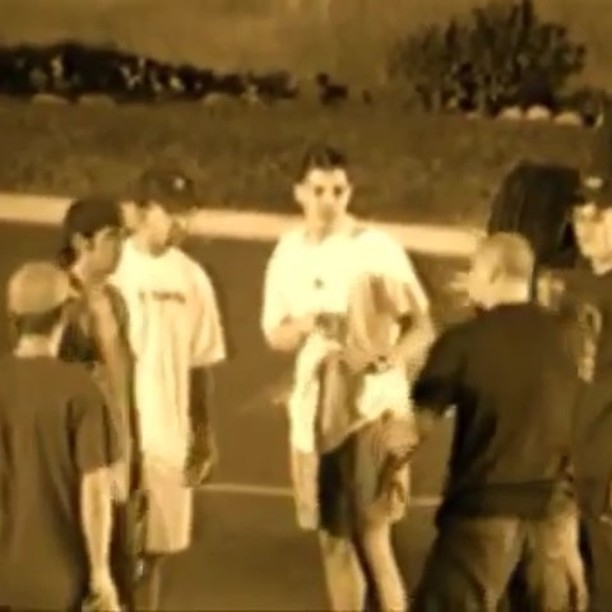 32095315 248969999011106 626024219632730112 n - #TBT when @mikevallely destroying 4 guys who called him a skater fag at the loca...