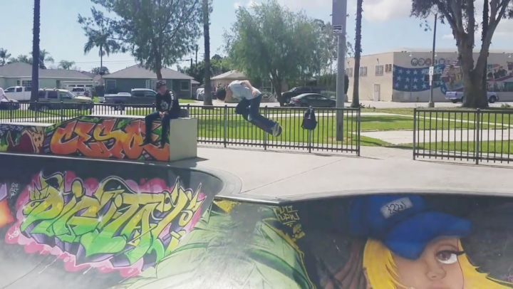 32178459 132242007642109 1651015197000728576 n - So much fun skating in Long Beach with @kristion_sk8...