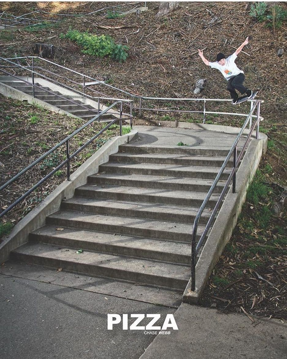34116214 1014962191994812 193735409103011840 n - 50 by @chasewebb for @pizzaskateboards : @kyleduval...