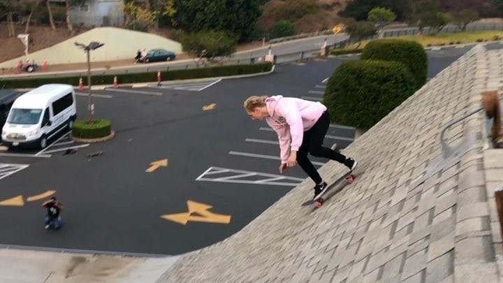 34797022 461881430937265 5956208861672112128 n - Who loves skating roofs besides Jaws? @shaneboyer_ does!...
