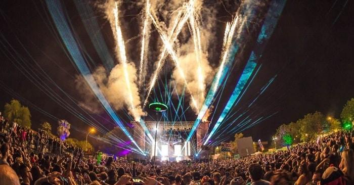 Goldrush - Goldrush Music Festival 2018 Final Frontier