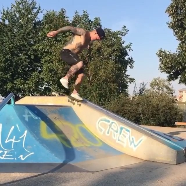 47694727 1931604876938319 1495577428784167580 n - Some super serious training on these state of the art ramps @codymcentire  : @ju...