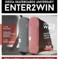49983172 1441670572632716 571800440864147887 n 120x120 - Enter to win this huge package from the homies at @siestaskateboards  1. Like th...