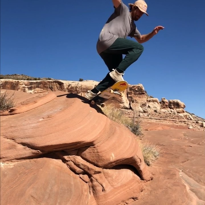 51192111 537787193382139 1610812336265919877 n - Rippin the slick rock  with @ryandecenzo @zionwright_ @shecks @barneypage...