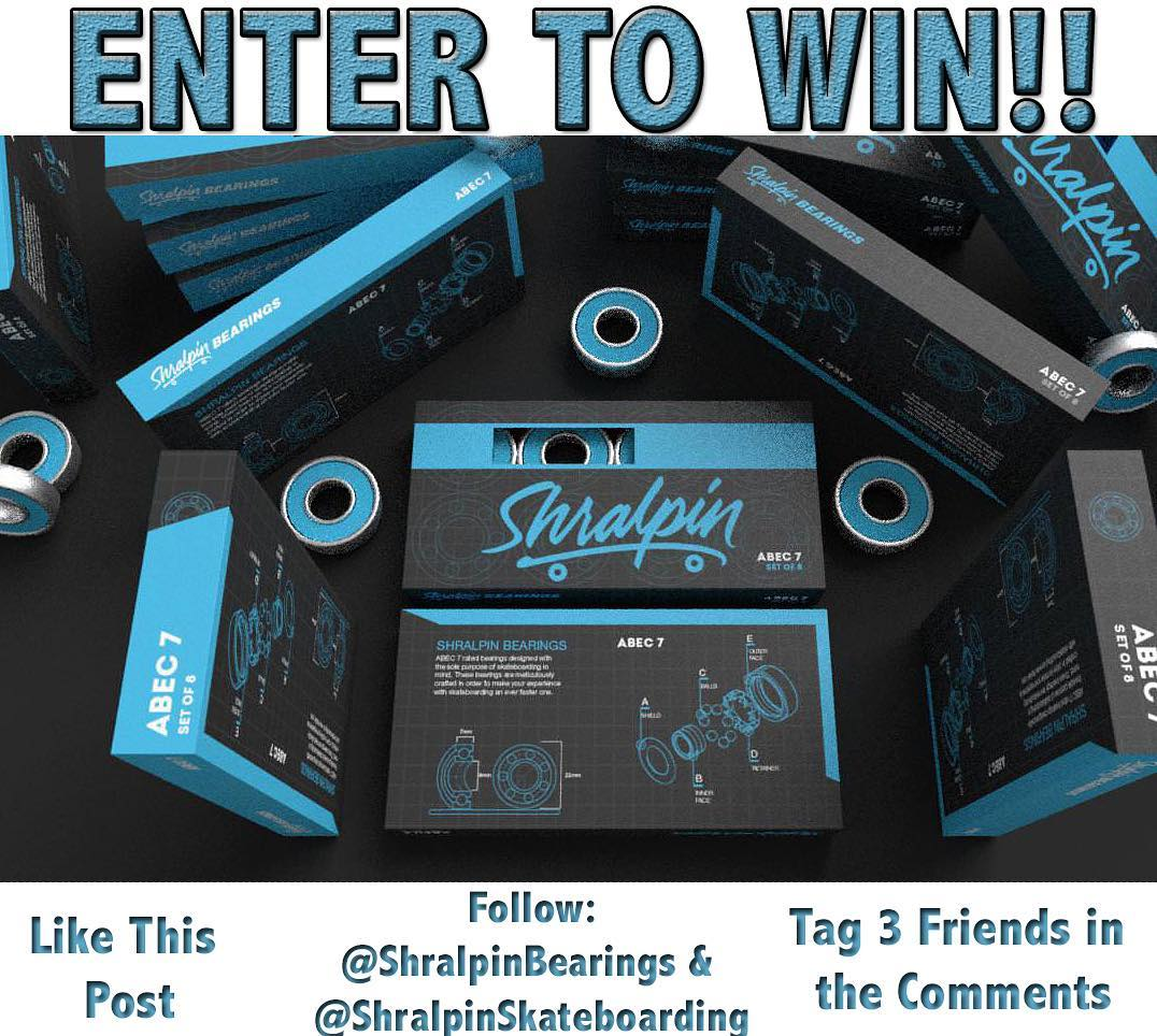 54800614 2024355154279656 8937098167051190131 n - Enter to win 5 sets of bearings from @shralpinbearings   To Enter This Giveaway...