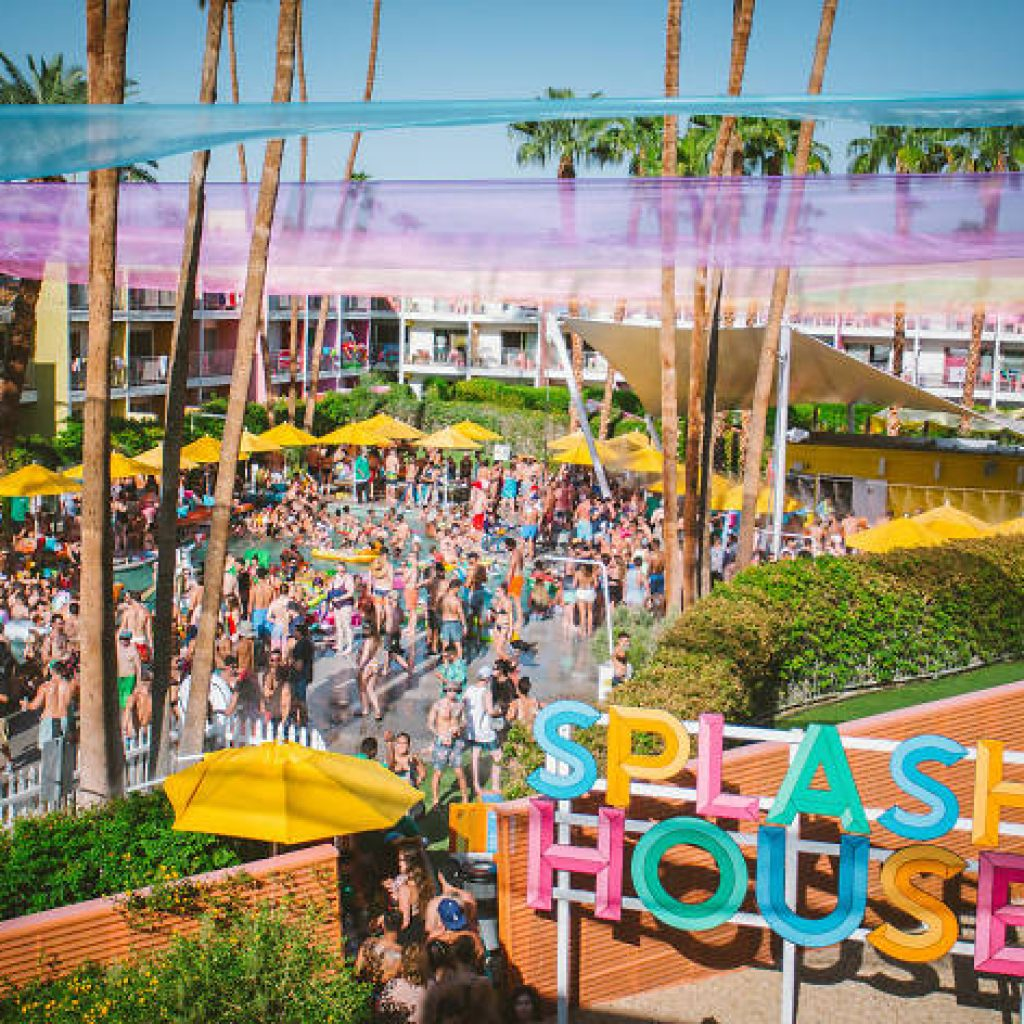 Splash House Palm Springs 2019