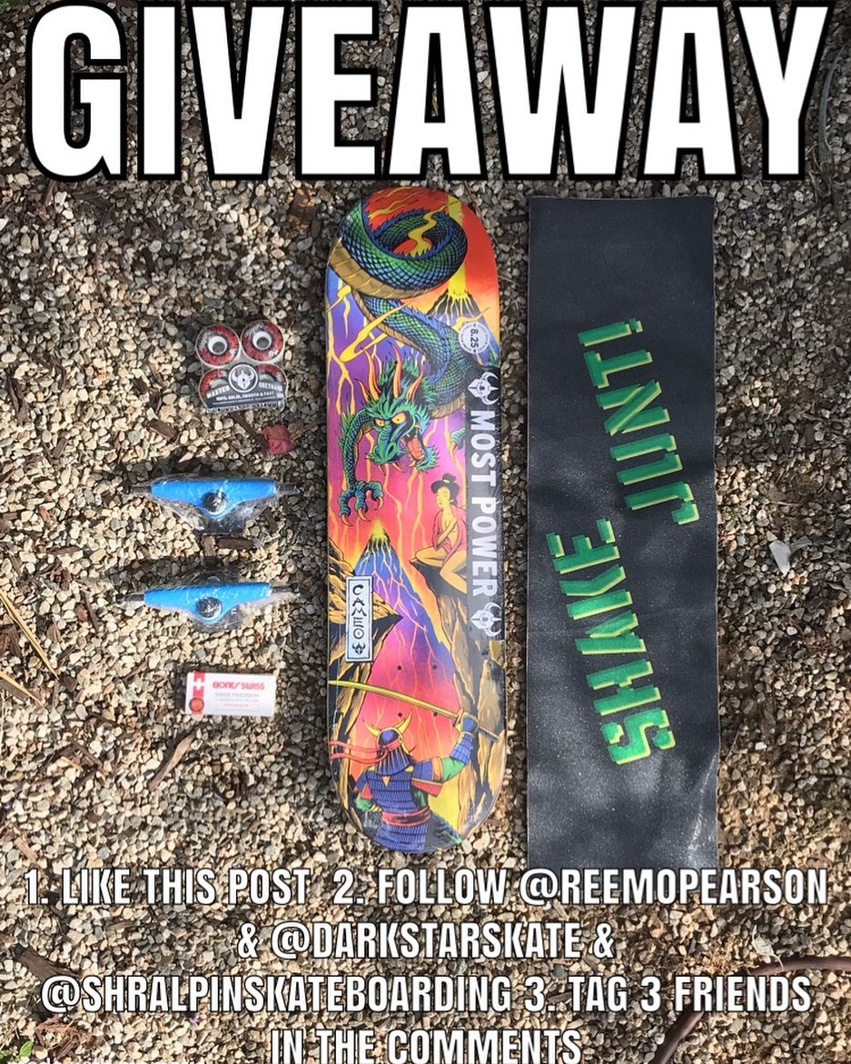 66471825 876031292796019 8548220257553889363 n - COMPLETE GIVEAWAY  Enter to win a complete setup from our friends @reemopearson ...