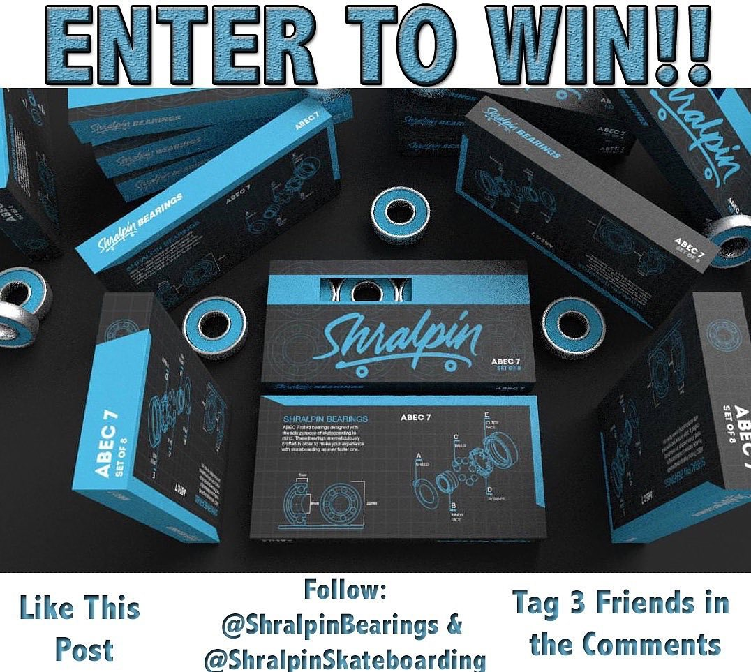 66831813 526282954808050 8925753329932930606 n - GIVEAWAY  Enter to win 5 sets of bearings from @shralpinbearings  To Enter This...