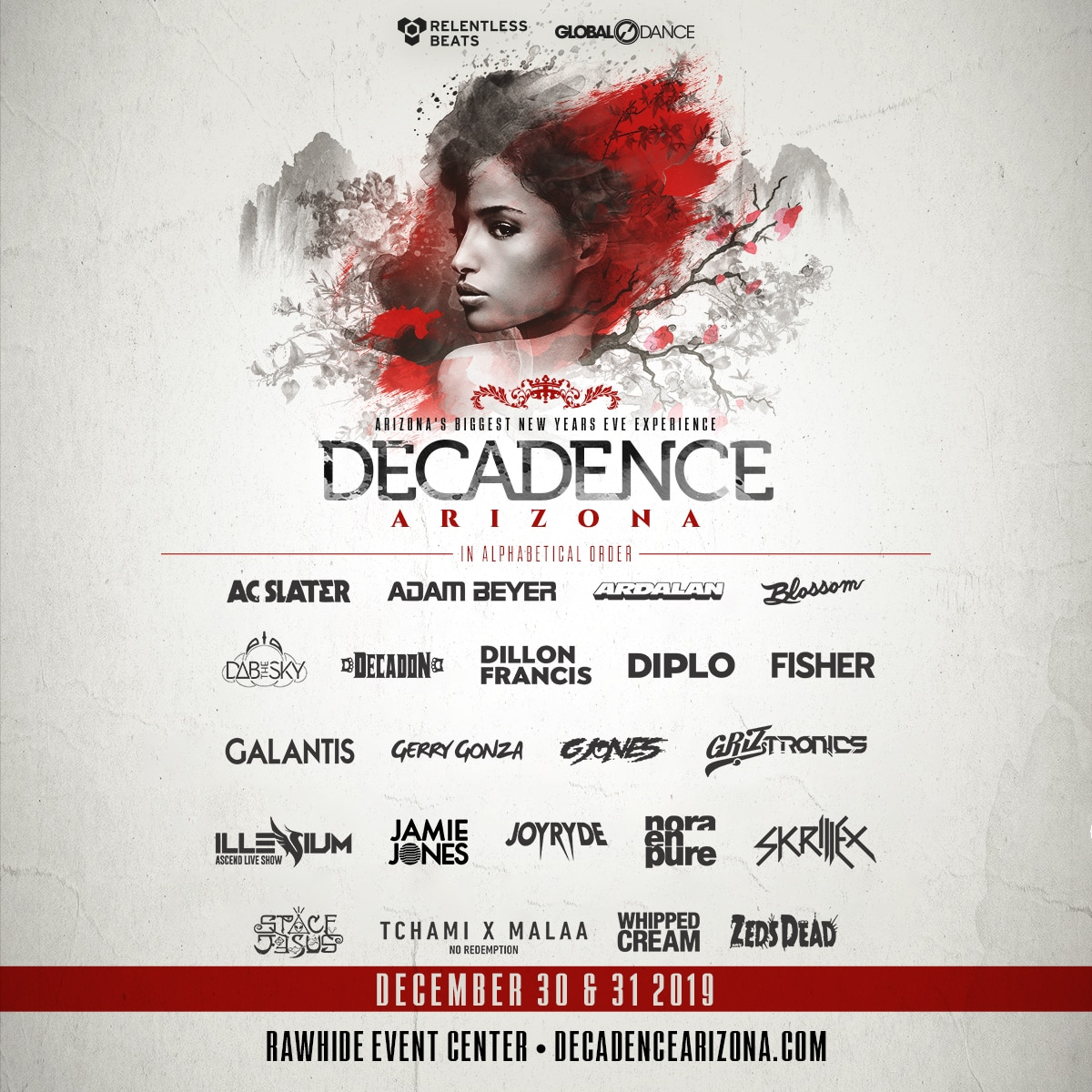 The Countdown To Decadence Arizona Heats Up With A Final Round Of Artists