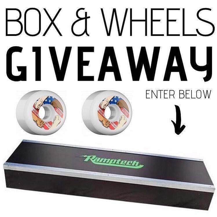 83742519 194816481625271 1688089633938490534 n - GIVEAWAY Enter to win this fun box and wheel prize pack our friends at @rampt...