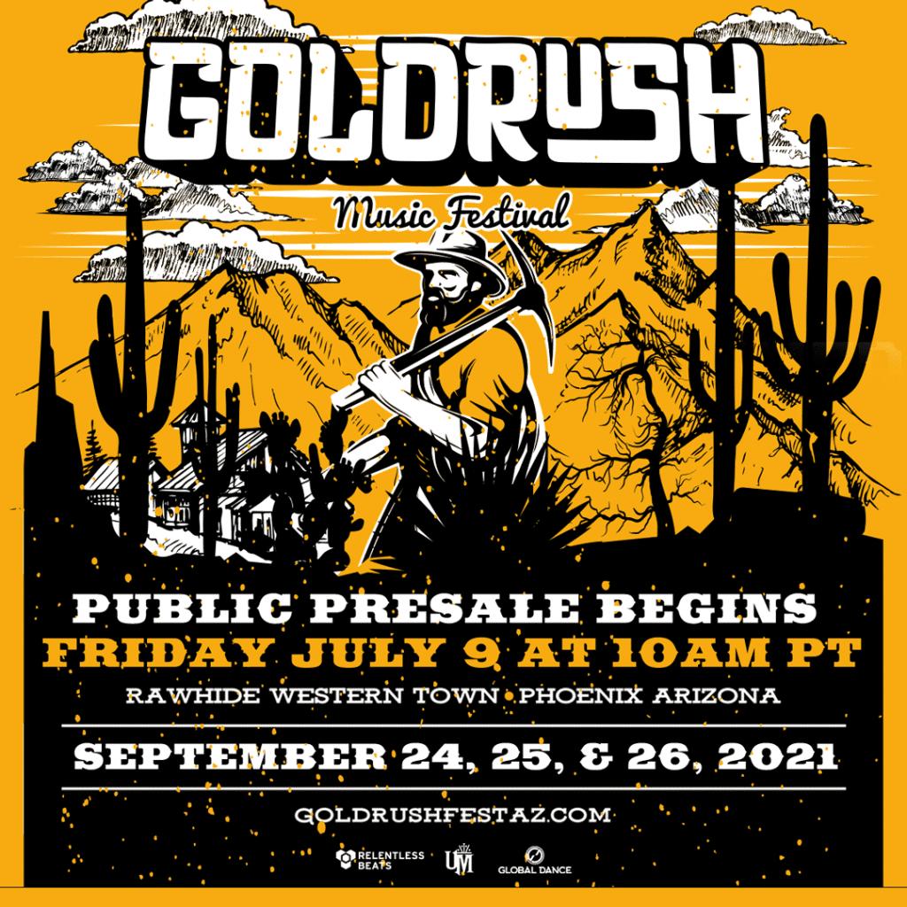 GoldRush 2021 Festival