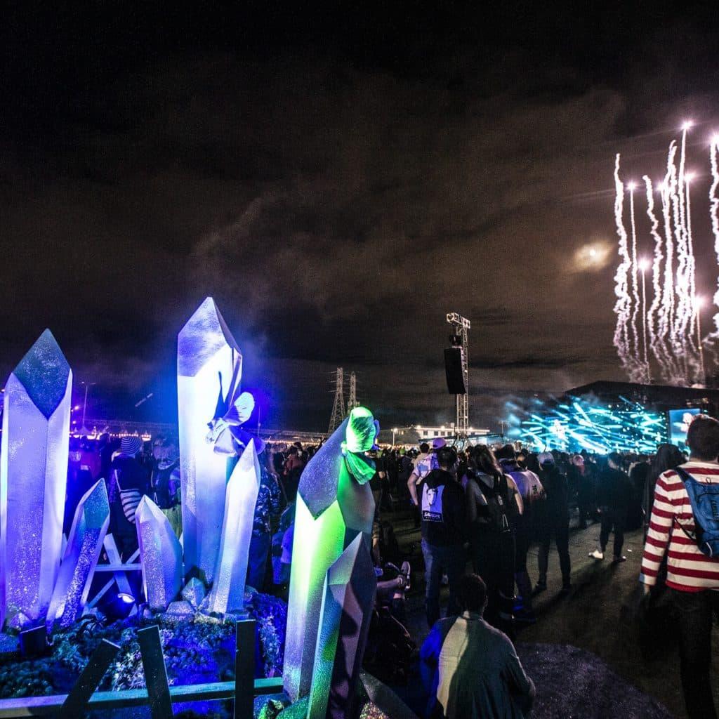 Porter Robinson Second Sky Festival 2021