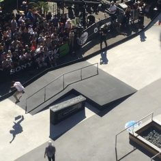 The #DewTour is going off and @chrisjoslin_ is throwing down bangers all day @mo…
