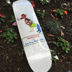 Check out our friends @twocentsskateboards and their sick #skateboard graphics. …