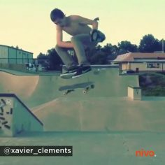 #nivo is a sick new community where #skaters come together to improve their skil…