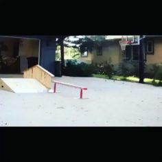 Ouch @griffin11c gets a spinal tap | Repost from @killerskatemag #SkateVideo…