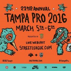 Whose watching the 22nd annual #spottampa pro today?…