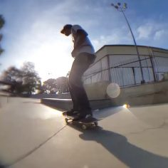 @victorbrooks blowing minds. filmed using @mongopod Universal Fisheye clip and S…