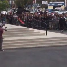 It's on #BUSTORBAIL with @thrashermag…