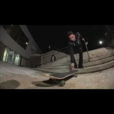 This challenge was rather sketchy for @nyjah  #KOTR @thrashermag…