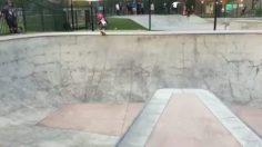#4yrsold Teagan AKA No Comply in her element having fun doing her thing via @3me…
