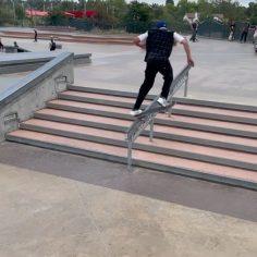 Getting dizzy with @alexmidler…