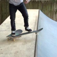 Mini ramp fun with @codymcentire : @juliabrueckler…