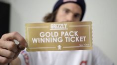 Find @toreypudwill golden @grizzlygriptape ticket and win his custom color-way @…