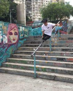 It is always amazing to watch @felipenunesskate skate. Seeing him 50 this rail i…