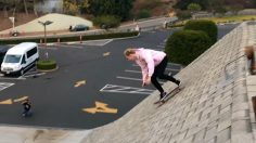 Who loves skating roofs besides Jaws? @shaneboyer_ does!…