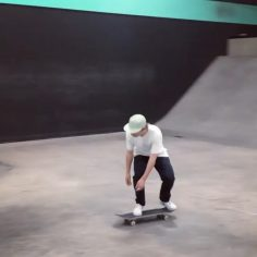 This ledge got destroyed by @shanejoneill : @kevperez…