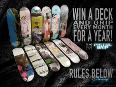 Huge X-mas Giveaway! To Enter: 1. Follow @22boardco And @pistolgripco 2. Like An…