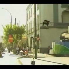 Huge kickflip by @davidgonzalez #tbt…