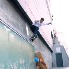 Back 5-0 by  @coookie_doe and the assist from @manramp : @tom_dull : @whitaphoto…