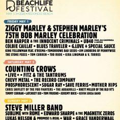 BeachLife Festival 2020 Lineup