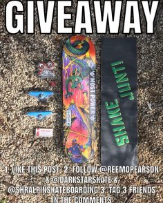 COMPLETE GIVEAWAY  Enter to win a complete setup from our friends @reemopearson …