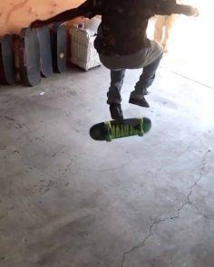 Casual 720 kickflip by @cyril_killla #shralpin #skateboarding…