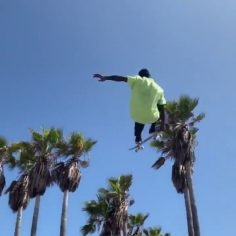 Flying high  @skategoat…