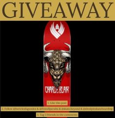 GIVEAWAY   Enter to win a new @powellperalta  deck and other goodies from our f…
