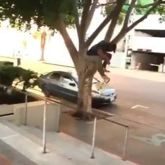 Huge kickflip by @nycshawn via @skatelifesupply…