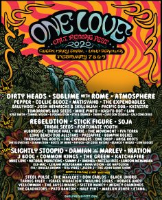 One Love Cali Reggae Festival *five-year Anniversary*