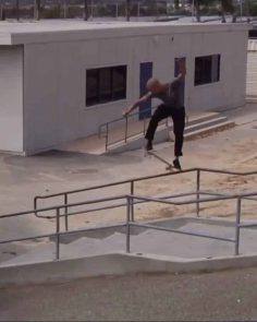Rail carnage from @dakotaservold #shralpin…