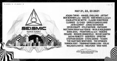 Seismic Dance Event Pushes Past A Tumultuous 2020 To Return May 21 – 23, 2021 With Version 3.3