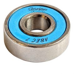 Shralpin ABEC 7 bearings are created for skateboarders by skateboarders with aff…