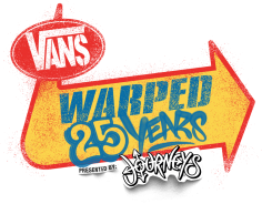 The Vans Warped Tour® Prepares For A 25th Anniversary Celebration