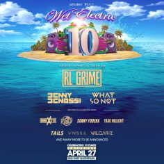 10th Anniversary Wet Electric Announces Lineup For The Country's Largest Waterpark Music Festival
