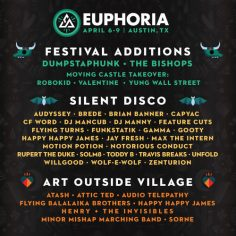 Euphoria Music Festival Just One Week Away