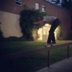 Fun grind @mitchhaight…
