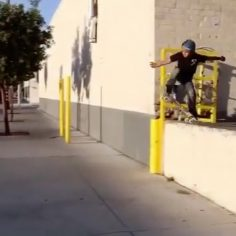 Lil ripper @zachariahsanchez_ (4 years young) making the future of #skateboardin…