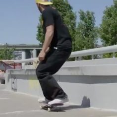 Nollie Flip Bs Tail @brandonbiebel : @jakeleger_ & @johnmarello #skateboarding…
